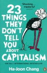 '23 Things They Don't Tell You About Capitalism': een aanrader voor wie zonder dogma's over economie wil nadenken.