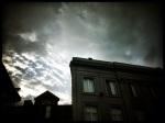 Voor het eerst breekt de zon weer door het wolkendek. De verfrissing was maar van korte duur.