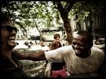 De lach van David gaat door merg en been. Deze Congolees laat je niet onberoerd.