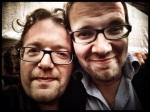 Vos en Claus, woelige mannen met een verleden die het geluk hebben gevonden.